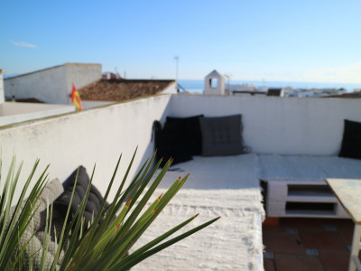 Town House for sale in Manilva Pueblo, Manilva