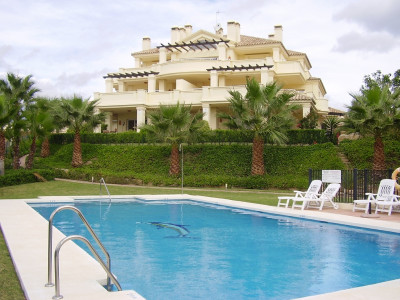 Penthouse for sale in Bahia de Casares, Casares