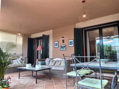 Villa Pareada en venta en Sotogolf, Sotogrande