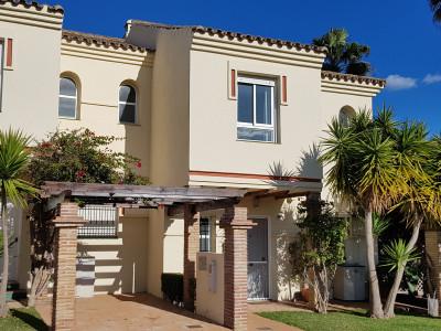 Town House for sale in La Duquesa Golf, Manilva
