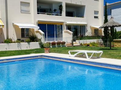 Apartamento Planta Baja en venta en Hacienda Guadalupe, Manilva