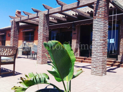 Country House in El Padron, Estepona
