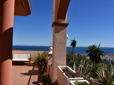 Ground Floor Apartment for sale in La Duquesa Golf, Manilva