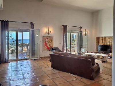 Villa en venta en La Duquesa Golf, Manilva