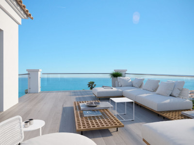 Penthouse for sale in Manilva