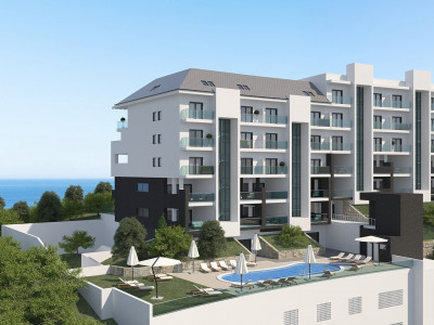 Modern apartments for sale close to the beach and the Harbour, La Duquesa