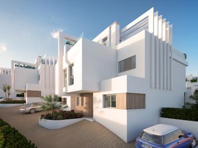 Modern semi-detached villas for sale in Bahía de Casares