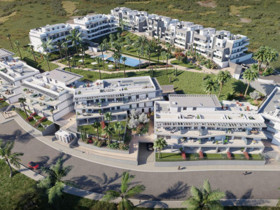 New development of modern luxury apartments for sale in Estepona