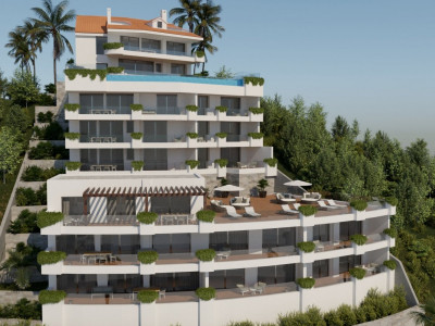 Appartement in Nueva Torrequebrada, Benalmadena