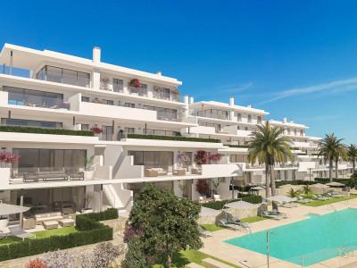 Luxury modern golf apartments for sale in Finca Cortesín – Casares