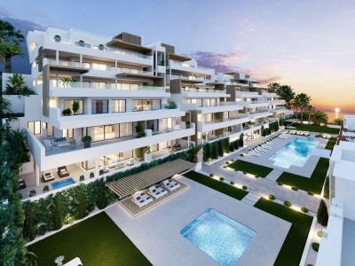 Appartement in Estepona Puerto, Estepona