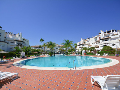 Apartment for sale on beachfront complex in Marbella