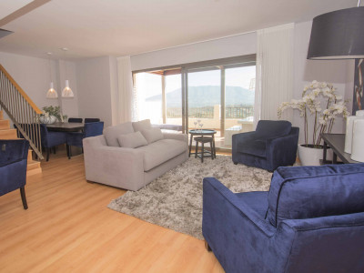 Quality penthouse for sale in La Cala Hills