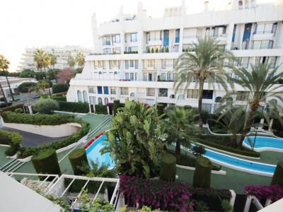 Duplex apartment for rent in Marbella center