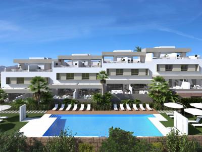 New Modern style townhouses for sale in La Cala Resort in Mijas Costa
