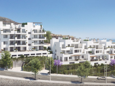 Newly built apartments for sale in Benalmadena