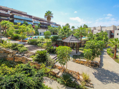 Modern apartments for sale in Los Flamingos Benahavis