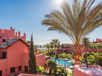 Frontline beach penthouse for sale on the New Golden Mile in Estepona