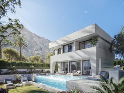 New development of modern villas in Puerto de la Duquesa – Manilva