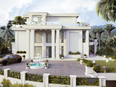 Villa in Las Lomas del Marbella Club, Marbella Golden Mile