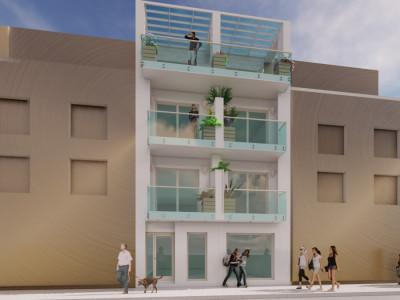 Contemporary apartments for sale in La Cala de Mijas - Mijas Costa