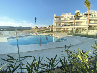 New modern contemporary duplex penthouse for sale on the New Golden Mile in Estepona