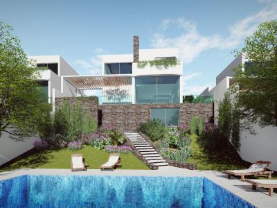 Brand new contemporary detached golf villas for sale in Mijas Golf – Mijas