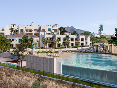 Modern Andalusian Style apartments and penthouses for sale in El Paraiso Alto – Estepona