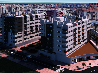 Off plan modern apartments in Estepona downtown for sale – Estepona