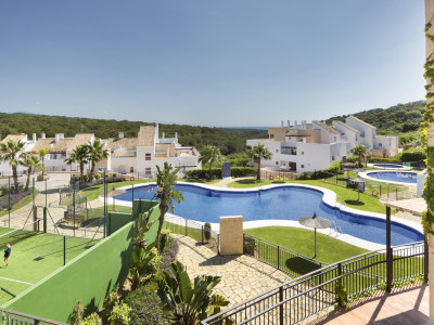 New apartments for sale in La Alcaidesa on the west side of Estepona