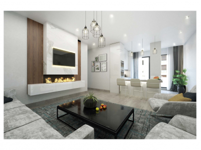 New boutique development of modern apartments for sale in the heart of Fuengirola