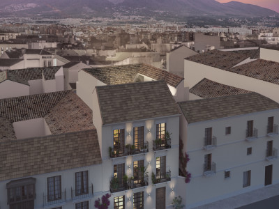 Classic style apartments and penthouses for sale in Málaga city center - Málaga Downtown