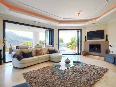 Villa en venta en Monte Mayor, Benahavis