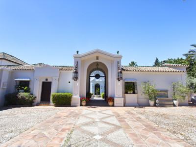 Cortijo en venta en Guadalmina Baja, San Pedro de Alcantara