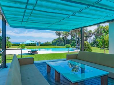Villa en alquiler en Paraiso Barronal, Estepona