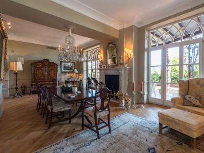 Villa en venta en Hacienda las Chapas, Marbella Este