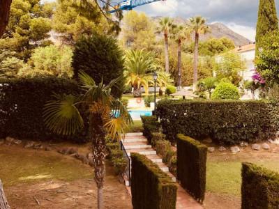 Adosado en alquiler en Marberia, Marbella Golden Mile