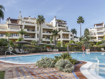 Duplex Penthouse  for sale in  Bahía del Velerín, Estepona