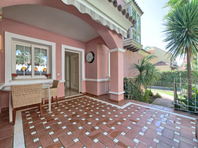 Semi Detached Villa  for sale in  Marbella - Puerto Banus