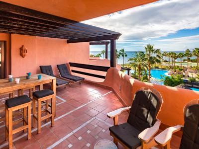 Penthouse  for sale in  Mar Azul, Estepona