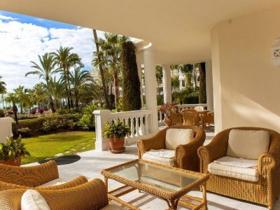 Ground Floor Apartment  for sale in  Las Dunas Park, Estepona