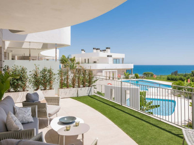 New apartment for sale in Cala de Mijas walking distance to the sea