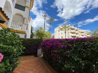 Ground Floor Apartment  for rent in  Hacienda Nagüeles I, Marbella Golden Mile