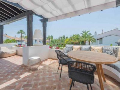 Penthaus zum Verkauf in Puente Romano II, Marbella Goldene Meile