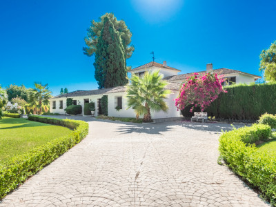 Finca à vendre à Marbella Club, Marbella Golden Mile