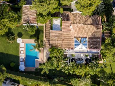 Villa zum Verkauf in Los Monteros, Marbella Ost
