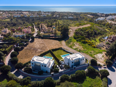 Plot with project in Marbella Golden Mile