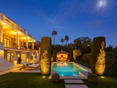 Villa en venta en Sierra Blanca, Marbella Golden Mile