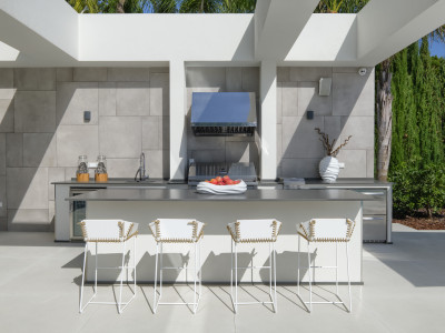Villa en venta en Nueva Andalucia
