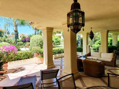 Apartamento Planta Baja en venta en Las Alamandas, Nueva Andalucia